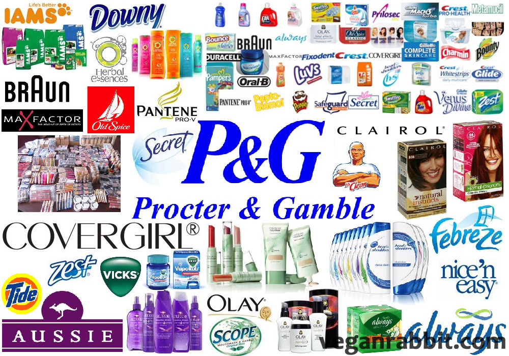 Procter & Gamble Co, The in Beauty and Personal Care