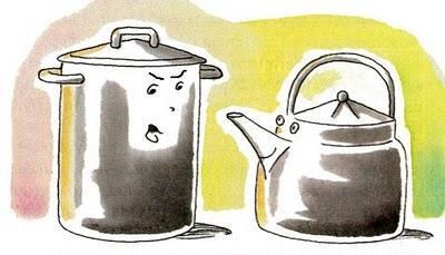 pot vs kettle