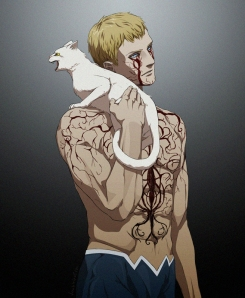 animal man, dc comics
