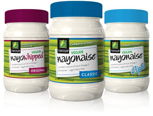 nasoya, nayonaise, nayonnaise, vegan, mayo, vegan mayo, mayonnaise, eggless, egg-free, egg substitute