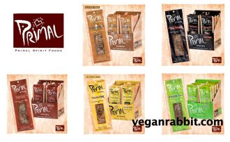 primal spirit foods, primal spirit, vegan, meat, meat substitute, vegan meat, jerky, vegan jerky
