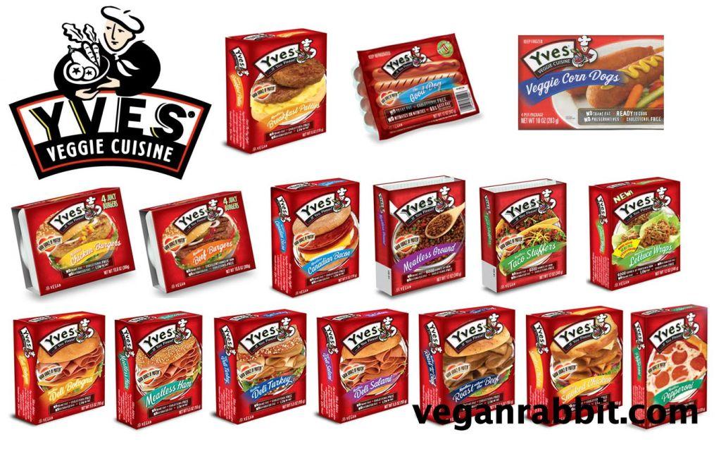 List Of Vegan Meat Substitute Products Vegan Rabbit