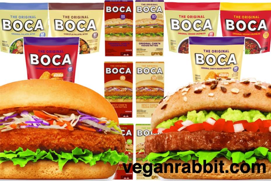 boca products