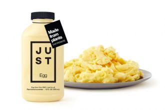 just, vegan products, food, scrambled eggs, eggs, no eggs, eggless, egg-free